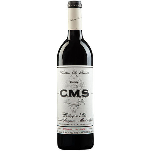 Hedges Family CMS Washington Red Blend