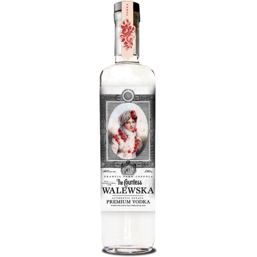 The Coppola Family The Countess Walewska Authentic Potato Premium Vodka 750ml