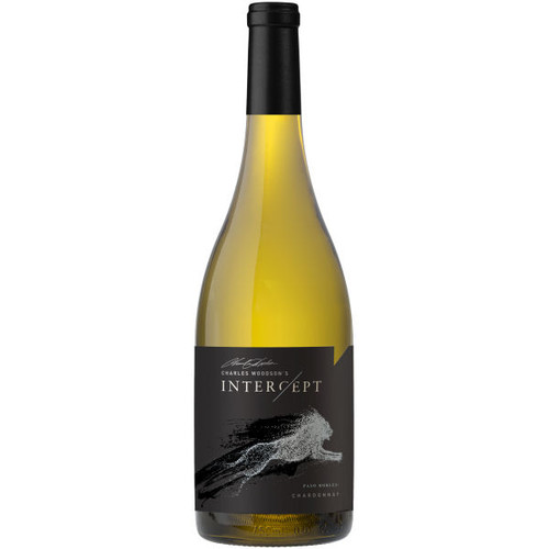 Intercept by Charles Woodson Paso Robles Chardonnay