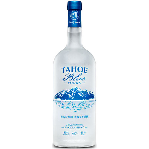 Tahoe Blue Vodka 1.75L