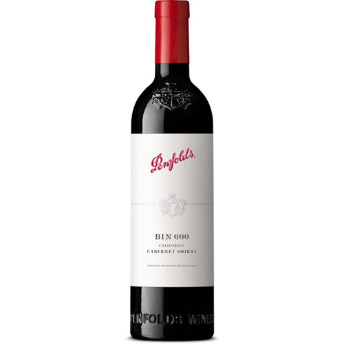 Penfolds Bin 600 California Cabernet Shiraz
