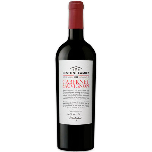 Pestoni Family Rutherford Cabernet