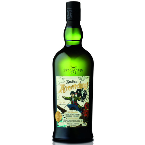 Ardbeg Arrrrrrrdbeg! Islay Single Malt Scotch 750ml
