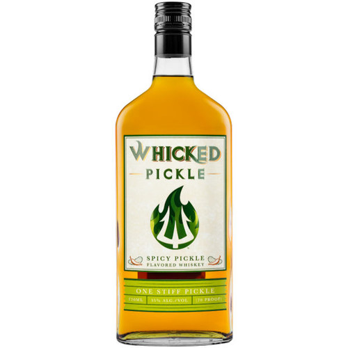 Whicked Pickle Spicy Pickle Whiskey 750ml