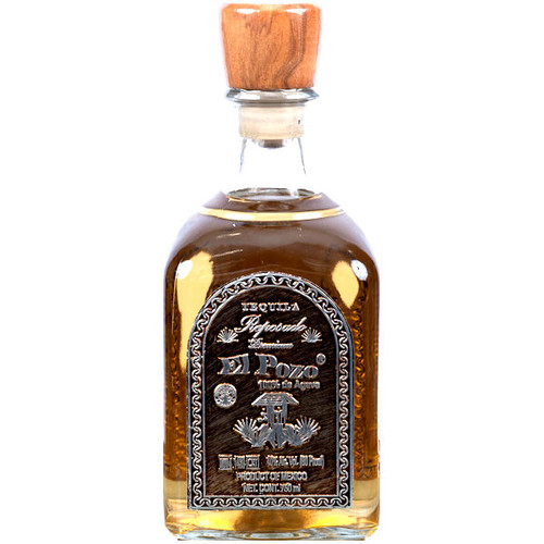 El Pozo Reposado Tequila 750ml