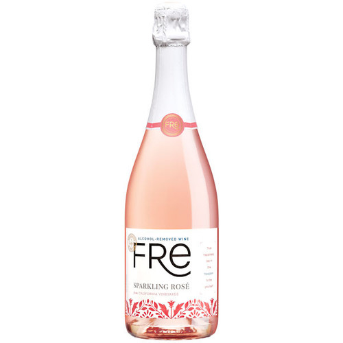 Sutter Home Fre Alcohol Removed California Sparkling Rose