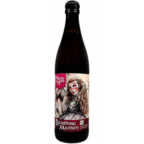 Twisted Horn Blushing Maiden Mead 500ml