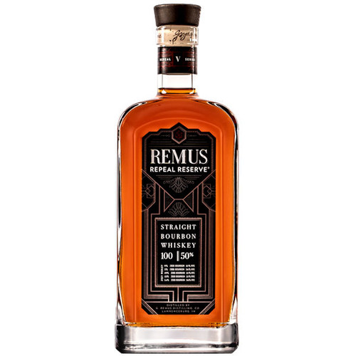 George Remus Repeal Reserve Straight Bourbon Whiskey 750ml