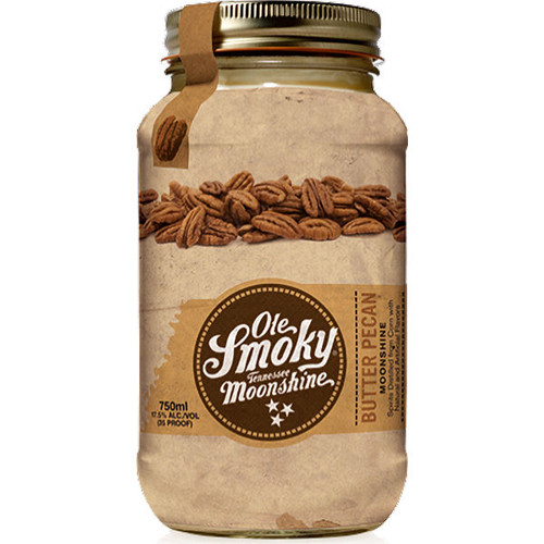 Ole Smoky Tennessee Butter Pecan Moonshine 750ml