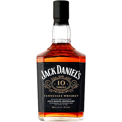 Jack Daniel's 10 Years Old Tennessee Whiskey 750ml