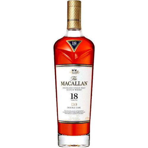 The Macallan 18 Year Old Double Cask 750ml