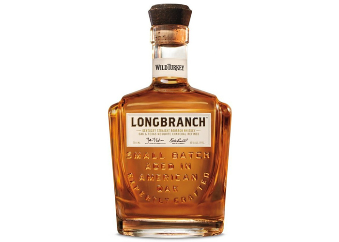 The New Wild Turkey Longbranch Bourbon Whiskey