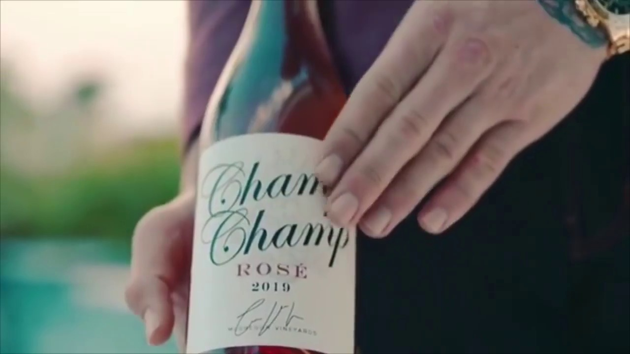Wine News: Conor McGregor announces new wine, Champ Champ Rose