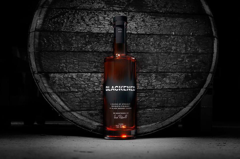 Metallica's New Blackened American Whiskey