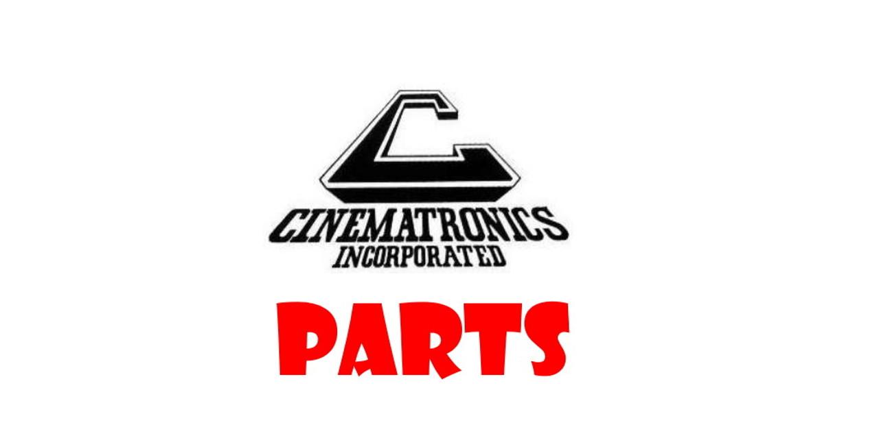 Cinematronics Games Parts