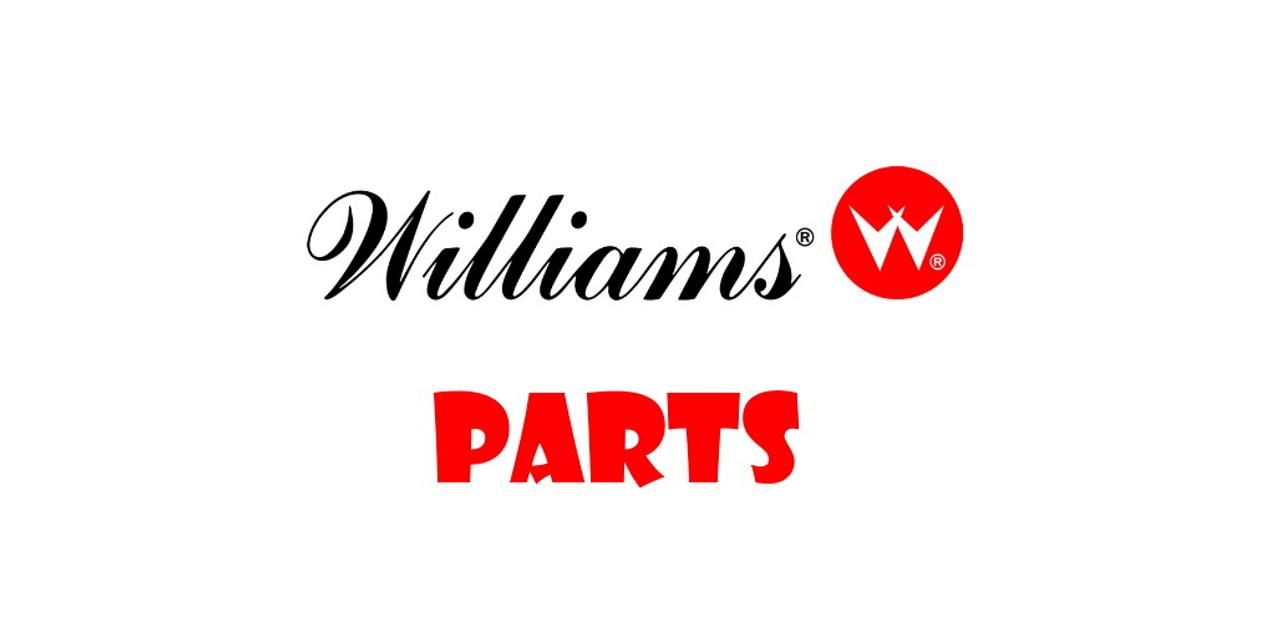 Williams Games Parts