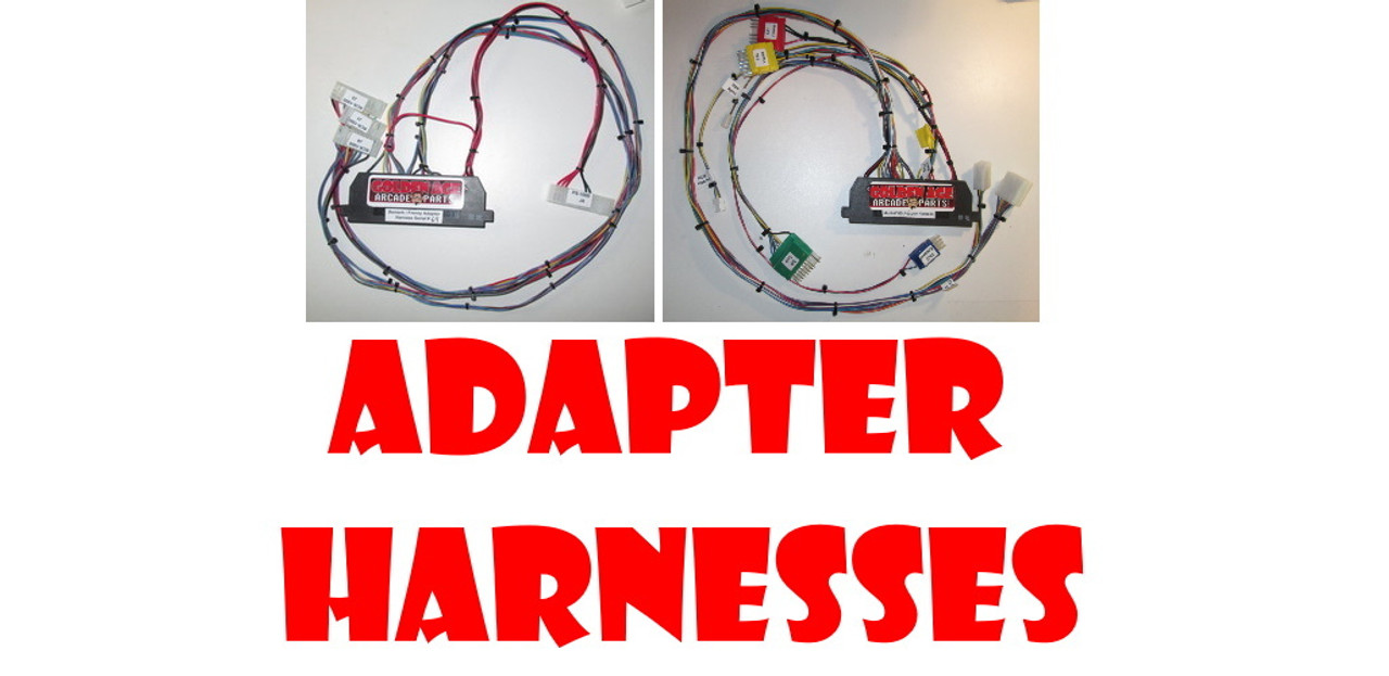 Adapter Harnesses