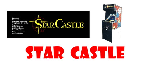 Reproduction Star Castle Wiring Harness