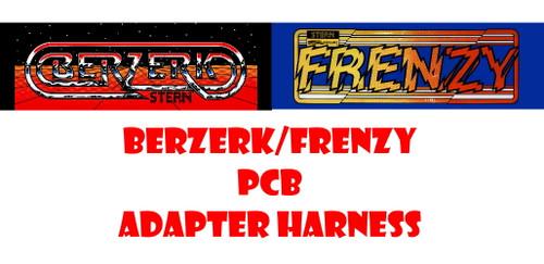 Berzerk / Frenzy Jamma Adapter Harness