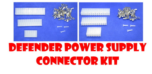 Defender Power Supply Connector Kit