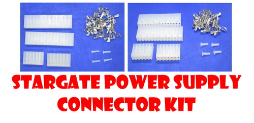 Stargate Power Supply Connector Kit