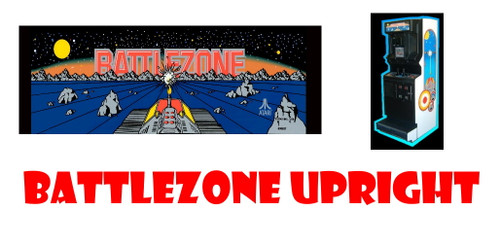 Reproduction Battlezone Upright Wiring Harness