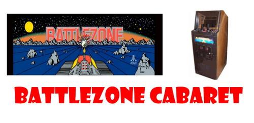 Reproduction Battlezone Cabaret Wiring Harness