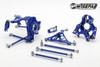 Wisefab Nissan 350Z / Infiniti G35 Rear Suspension Kit