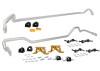 Swaybar Vehicle Kit, 24mm Front/24mm Rear - Subaru Impreza (06-07)
