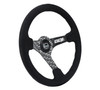 "NRG ""ODI"" Edition 350mm Alcantara Steering Wheel"