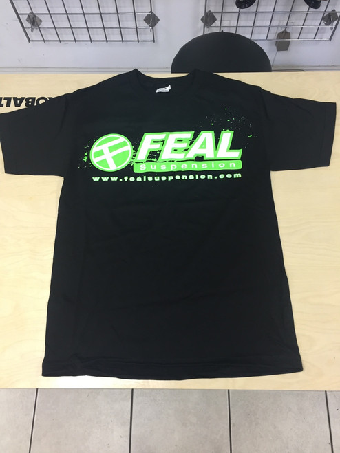 Feal Green Logo T-Shirt