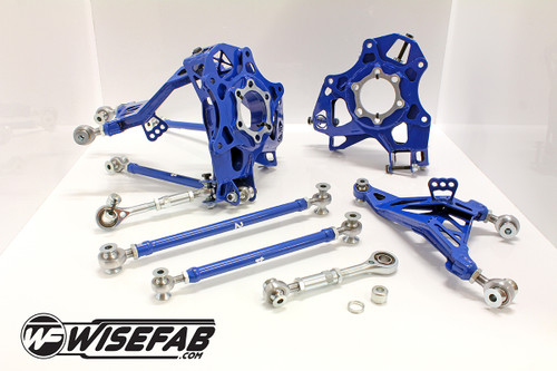 Wisefab Nissan 370Z / Infiniti G37 Rear Suspension Kit