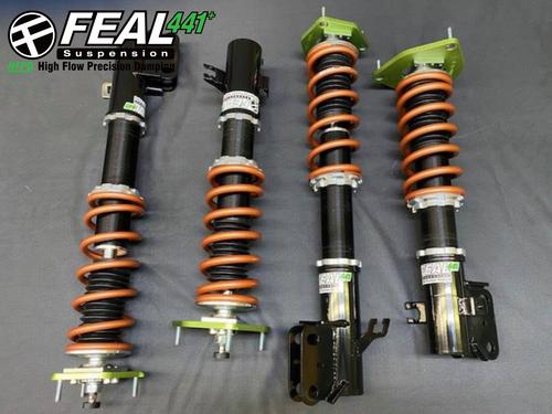 Feal Coilovers, 93-01 Subaru Impreza (GC)