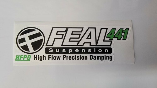 Feal 441 Coilover Decal
