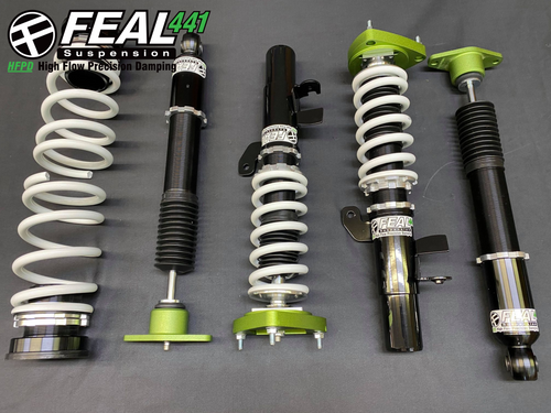 Feal Coilovers, 13+ Ford Focus ST