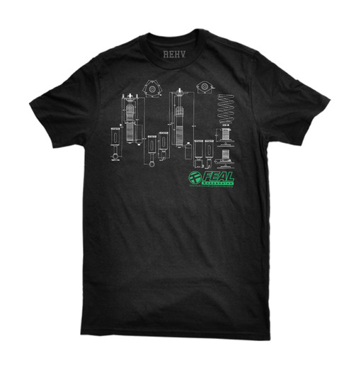 Feal 442 Coilover T-Shirt