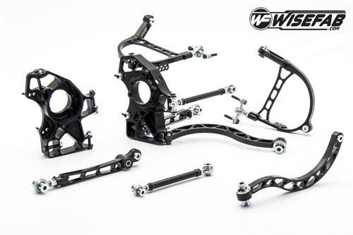 Wisefab Mitsubishi Evo 7/8/9 Rear Suspension Kit