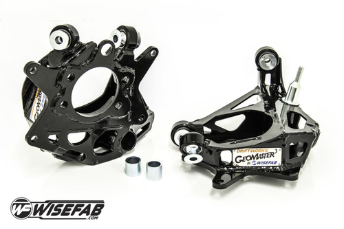 Geomaster 3 Rear Knuckles
