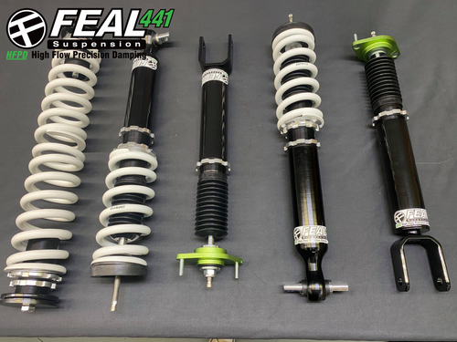 Feal Coilovers, 04-07 Cadillac CTS-V