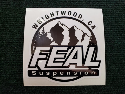 "Feal ""Mountain"" Decal"