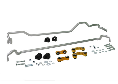 Swaybar Vehicle Kit, 22mm Front/22mm Rear - Subaru Impreza WRX (02-03)