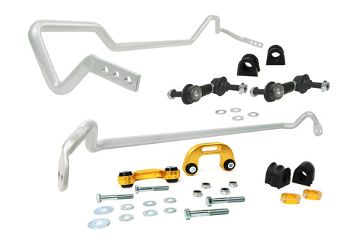 Swaybar Vehicle Kit, 22mm Front/22mm Rear - Subaru Impreza (02-07)