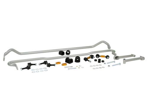 Swaybar Vehicle Kit, 26mm Front/22mm Rear - Subaru WRX STI (15-18)