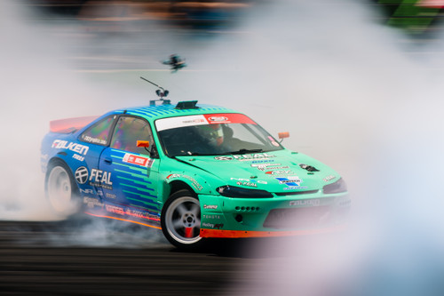 Drift Lessons with Odi Bakchis