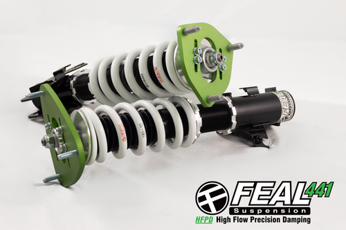 Feal Coilovers, 13-19 Honda Fit
