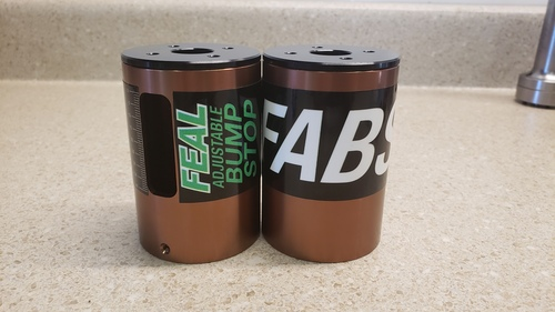 FABS - Feal Adjustable Bump Stops