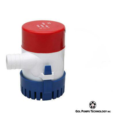 GOL Pump- 360GPH-12V Bilge Pump