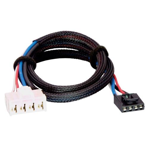 Tekonsha Brake Control Wiring Adapter - 2 Plugs - fits Dodge, RAM  Chrysler [3020-P]