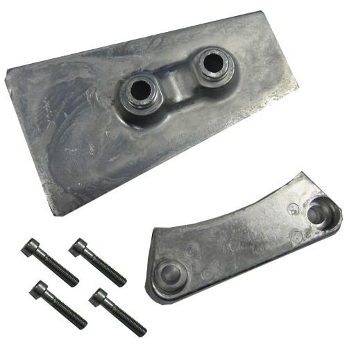 Tecnoseal Anode Kit - Volvo DPH\/DPR - Aluminum [20709AL]