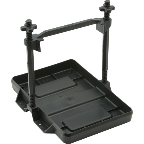 Attwood Heavy-Duty All-Plastic Adjustable Battery Tray - 24 Series [9097-5]